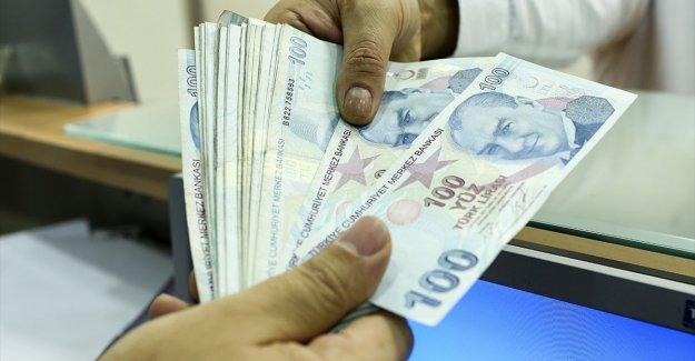 Yarım çalışma ödeneği kapsamında 31 bini aşkın kişiye toplam 84,1 milyon lira ödeme yapıldı