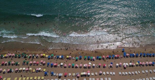 2021 turizm sezonunda Avrupa'dan Türkiye'ye erken rezervasyon talebi arttı