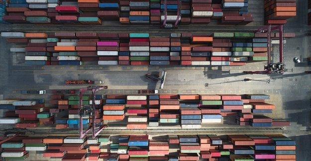 2035 yılı ihracat beklentisi yüzde 93'lük artışla 330,4 milyar dolar