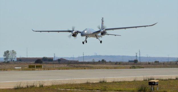 Akıncı PT-3 ilk uçuşunu başarıyla tamamladı