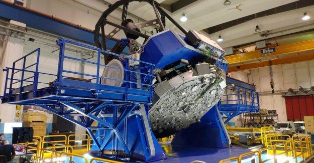 DAG teleskobu Türkiye'yi 'astronomik gözlemler'de daha fazla söz sahibi yapacak