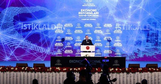 Ekonomi Reform Paketi ile sürdürülebilir, güçlü ve kaliteli büyüme hedefleniyor
