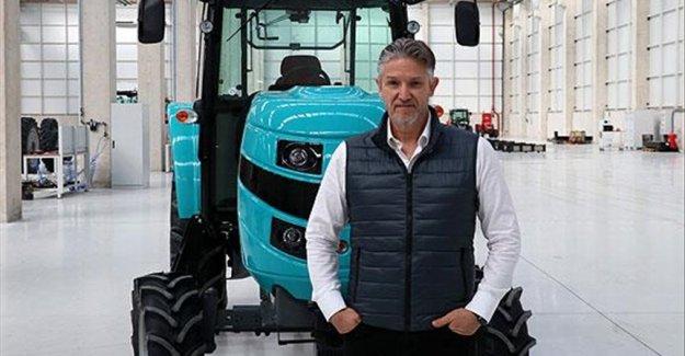 Elektrikli traktörde nihai hedef ihracat