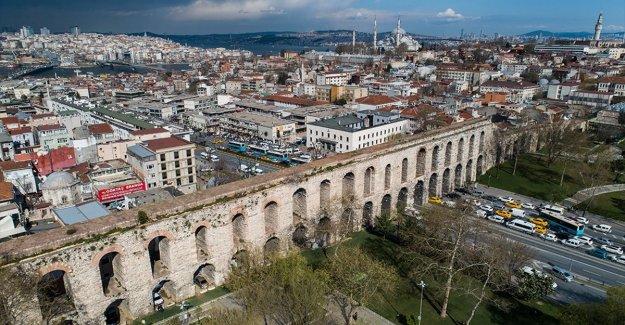 İstanbul'da 20 yaşın üzerinde 3,1 milyon adet konut bulunuyor