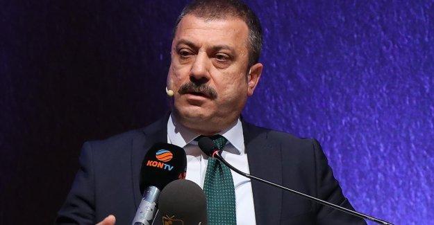 TCMB Başkanı Kavcıoğlu: Para politikası araçları etkin bir şekilde kullanılmaya devam edilecek