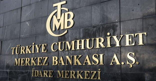 TCMB'nin resmi rezerv varlıkları şubatta 95,3 milyar dolar oldu