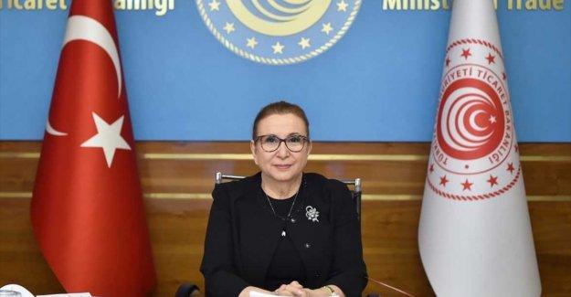 Ticaret Bakanı Pekcan: Kadınlarımızın potansiyellerini sergileyebilmeleri, hedeflerimize ulaşmada katkı sağlayacaktır