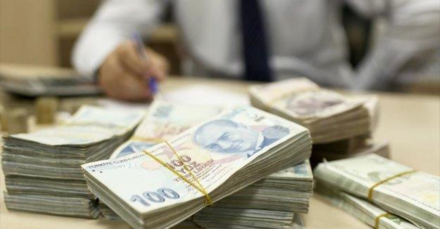 Türk bankacılık sisteminin aktif büyüklüğü milli gelirin yüzde 121'ine ulaştı