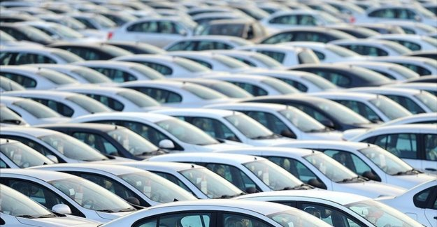 Türkiye'den 2 ayda 83 ülke ve özerk bölgeye 1,7 milyar dolarlık binek otomobil satıldı