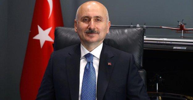 Ulaştırma ve Altyapı Bakanı Karaismailoğlu: Bakanlığın bütçesi Türkiye'nin yarınları için kullanılacak