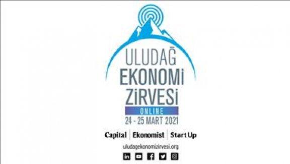 Uludağ Ekonomi Zirvesi ilk kez hibrit olarak gerçekleştirilecek