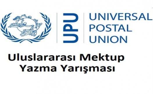 """Uluslararası Mektup Yazma Yarışması'nın konusu """"Kovid-19"""" olarak belirlendi"""