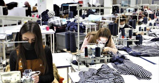 Van'daki Tekstilkent iş arayan kadınların umudu oldu
