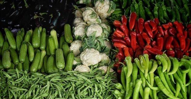 Yaş meyve sebze ihracatı şubat ayında yüzde 23 arttı