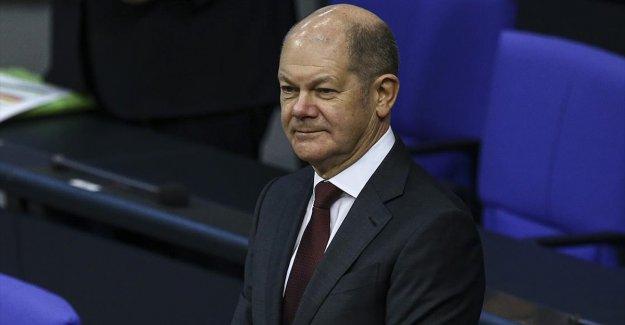 Almanya Maliye Bakanı Scholz: AB'nin kurtarma fonu bir dönem noktası