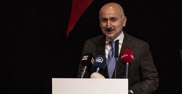 Bakan Karaismailoğlu: İmar planları tamamlanan Kanal İstanbul'un ihale çalışmaları devam ediyor