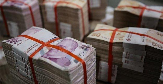 Bankacılık sektörü kredi hacmi geçen hafta 3 trilyon 741 milyar oldu