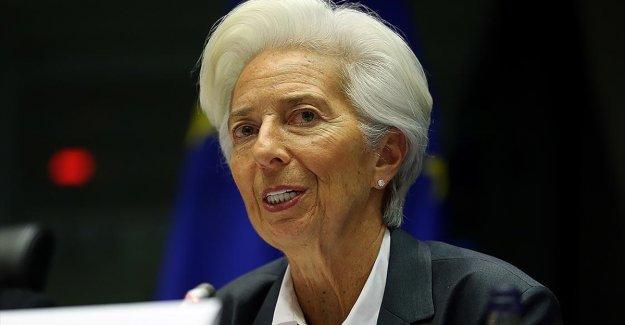 ECB Başkanı Lagarde: Ekonomide tam toparlanma sağlanana kadar parasal ve mali teşviklere son verilemez