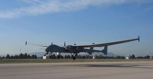 Türk SİHA'ları 'KGK-SİHA-82' mühimmatıyla daha güçlü