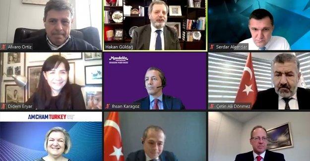 Türkiye'nin yatırım fırsatları uluslararası yatırımcılara anlatıldı