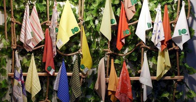 Türkiye yılın ilk çeyreğinde 708,5 milyon dolarlık ev tekstili ürünü ihraç etti