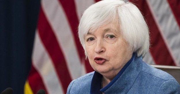 ABD Hazine Bakanı Yellen: Faiz artırımı öngördüğüm ya da önerdiğim bir şey değil