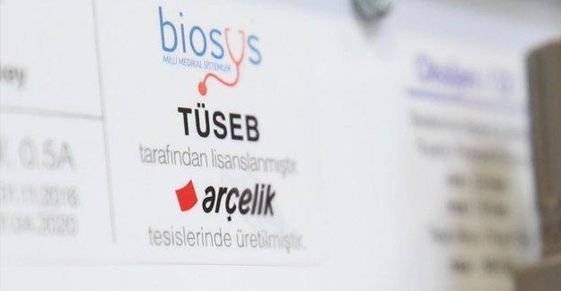 Arçelik ve Biosys, BİO2Flow yüksek akış oksijen terapisi cihazını üretti