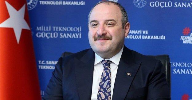 Bakan Varank: Sanayi üretimi üst üste 11 aylık yükseliş eğilimini korudu