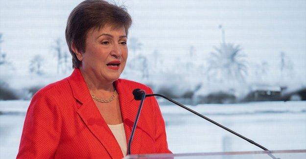 IMF Başkanı Georgieva: Yükselen faiz oranlarına hazırlanmamız gerekiyor