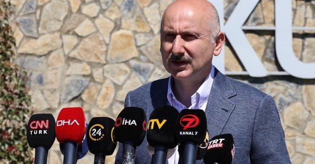 Kuzey Marmara Otoyolu 7'nci kesimin inşası tamamlandı