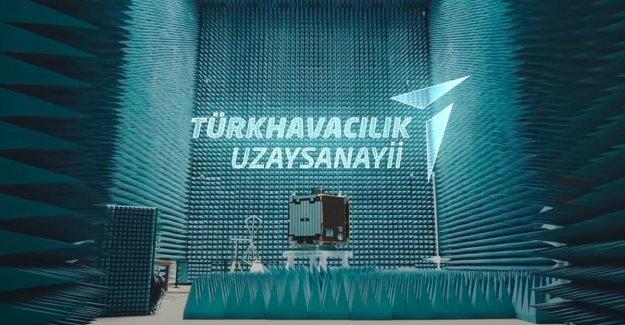 TUSAŞ, havacılık sektörü şirketlerinden Spirit'e toplam 200 uçaklık set teslimatı gerçekleştirdi