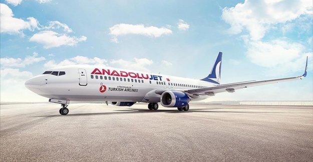 AnadoluJet, Antalya-Bakü uçuşlarını başlatıyor
