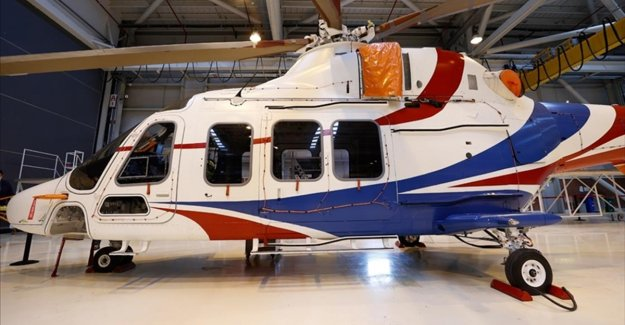 Gökbey Helikopteri'nin 3'üncü prototipinde, SHGM'nin verdiği özel uçuş izni kapsamında testler başladı