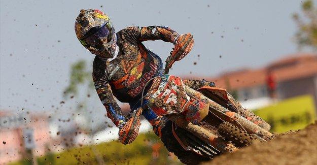 Hız tutkunları Afyonkarahisar'da düzenlenecek 'Dünya Motokros Şampiyonası'nda buluşacak