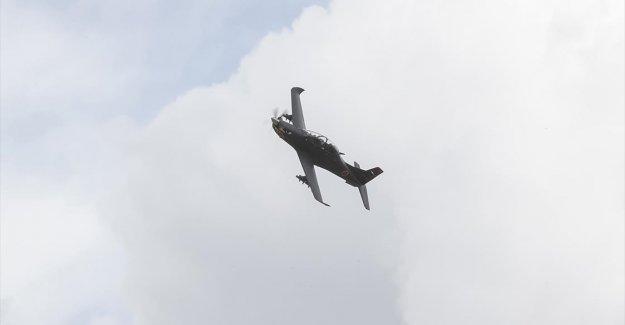 Hürkuş Hava Yer Entegrasyon Uçağı pilot eğitimlerinde kullanılacak