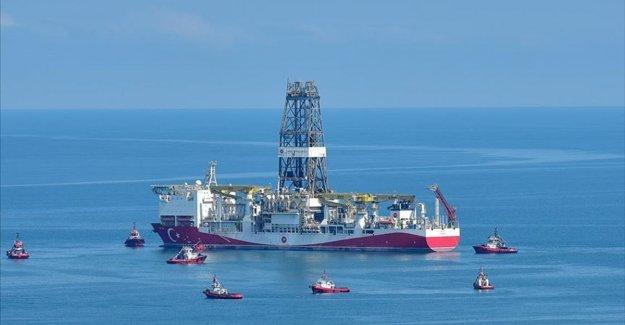 Karadeniz'de rezerv artırma ve yeni gaz keşfine yönelik çalışmalar meyvelerini veriyor
