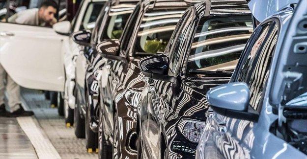 Türkiye otomotiv pazarı 5 ayda yüzde 72 büyüdü