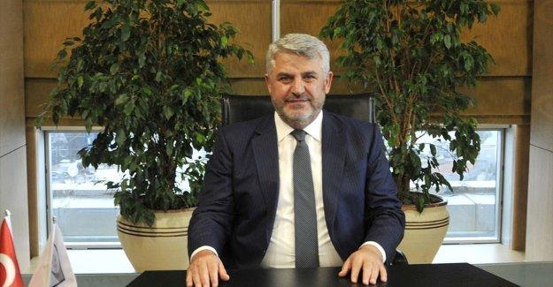 Karakaş, TMSF'nin dördüncü başkanı oldu