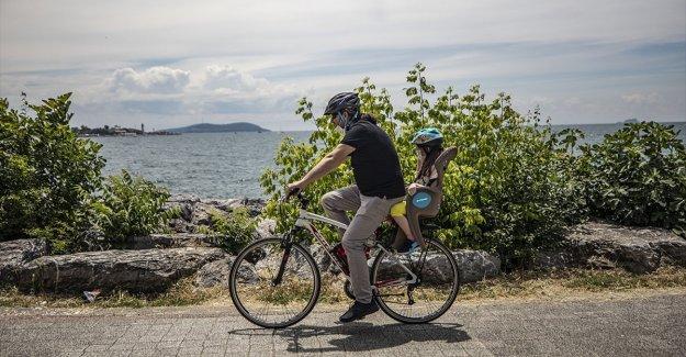 Kentlerde karbon salımının azaltılması için bisiklet kullanımı yaygınlaşmalı