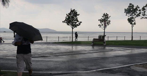 Marmara, İç Anadolu ve Karadeniz için sağanak uyarısı