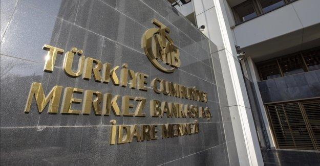Merkez Bankası rezervleri 100 milyar 158 milyon dolar oldu