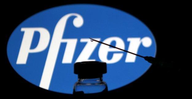 Pfizer, Kovid-19 aşısına ilişkin 2021 satış tahminini 33,5 milyar dolara yükseltti