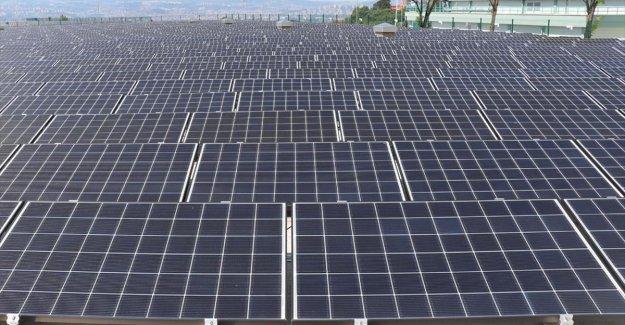 Sanayi kenti Kocaeli yenilenebilir enerji üretiminde de öne çıkıyor