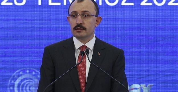 Ticaret Bakanı Muş: Ticaret hacmimizi en kısa zamanda 500 milyon dolar seviyesine ulaştırabileceğimizi düşünüyorum