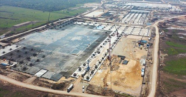 TOGG Gemlik Tesisi 2022 sonunda üretime hazır olacak
