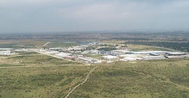 Yatırımcıların gözdesi Kırklareli OSB'de hedef 95 fabrika ile 25 bin istihdam