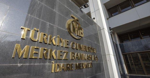Merkez Bankası rezervleri 108,6 milyar dolar oldu