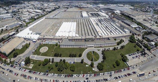 'Otomotiv üretim üssü' Bursa'da 7 ayda 200 bine yakın araç banttan indirildi