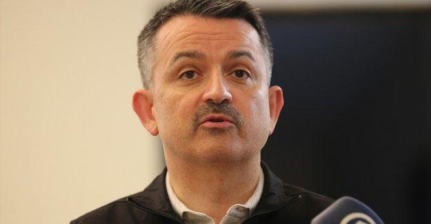 Pakdemirli'den Kılıçdaroğlu'nun iddialarına yanıt: Bakanlığımız hiçbir zaman yangın söndürmek için ihaleye çıkmamıştır