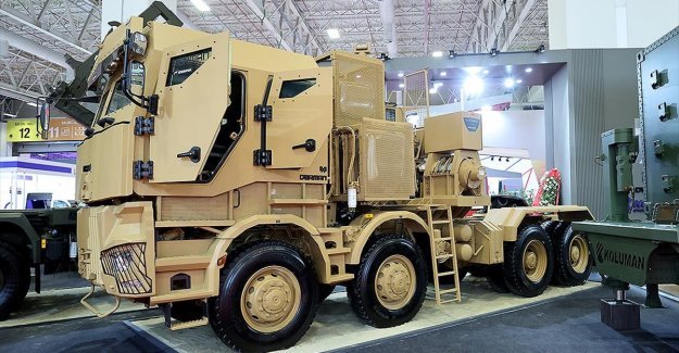 Türk Silahlı Kuvvetlerine 'Derman' geliyor